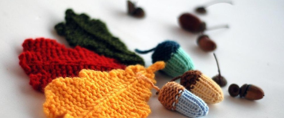 7 Knitted Home Decor Patterns To Fall For This Autumn