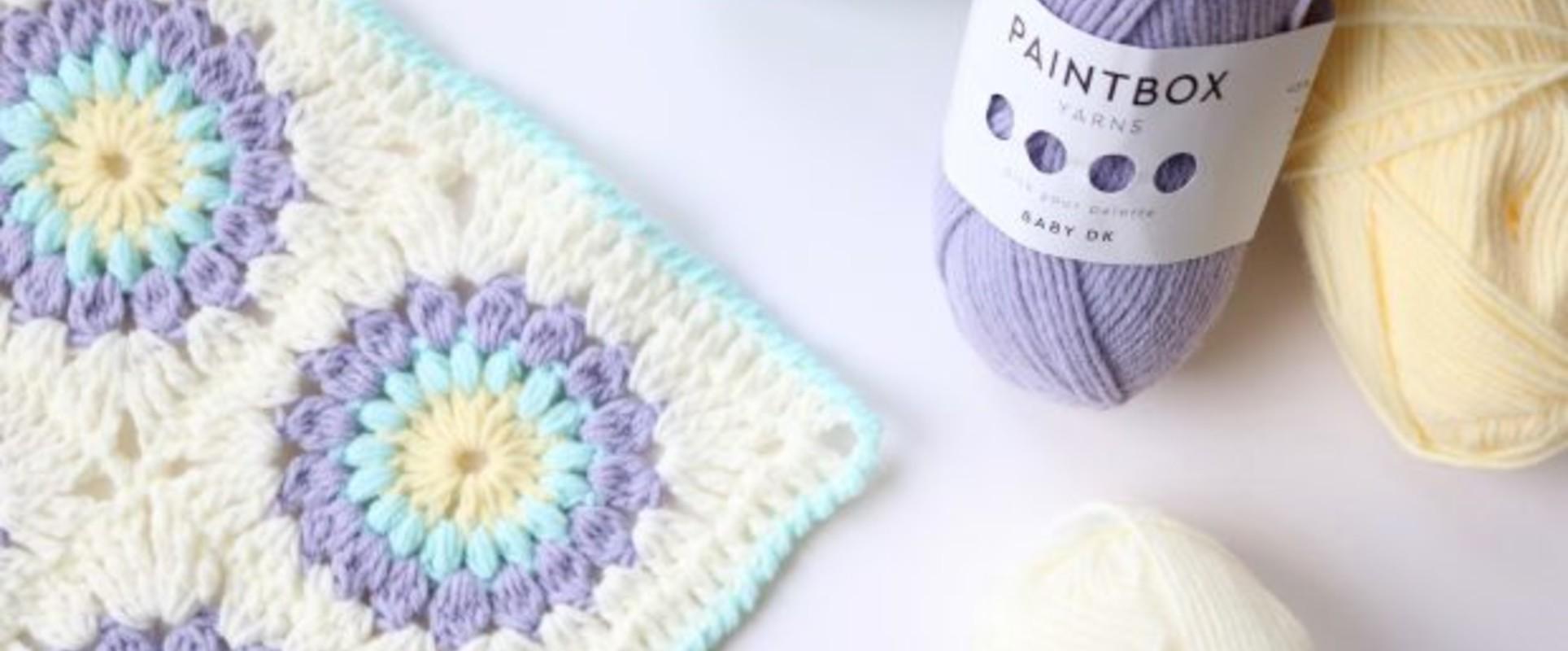 Bella Cocos Sunburst Blanket Tutorial Lovecrafts Loveknittings