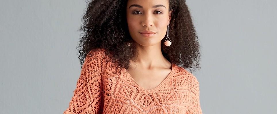 51e390dbd3a 12 sensational summer tops to knit and crochet! | LoveKnitting