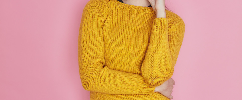 966fb23ee How to knit a sweater - our handy guide to your first garment ...