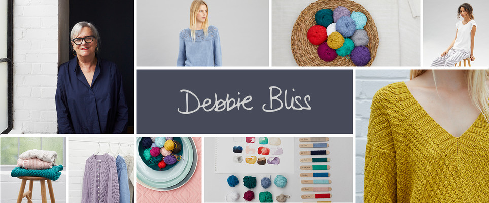 Debbie Bliss Brand Knitting Patterns and Yarn