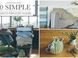 10 Simple Projects for Cosy Homes by Sarah Hatton
