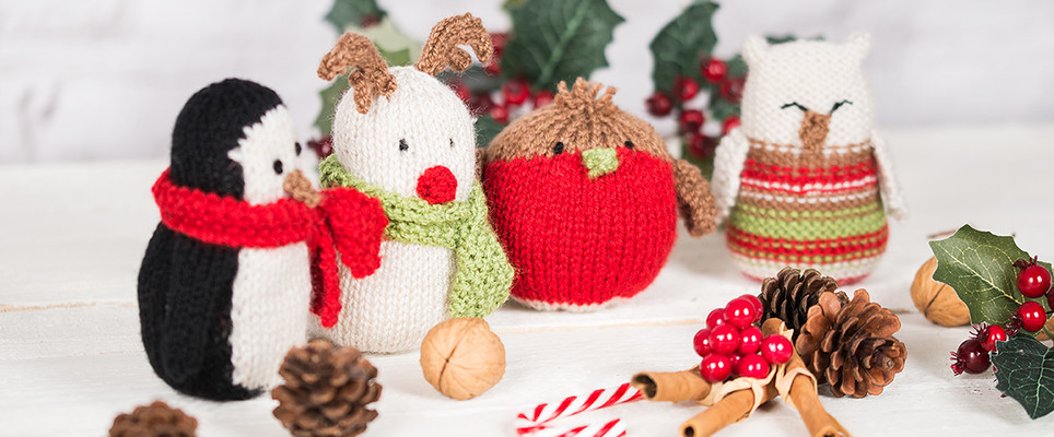 10 Free Patterns To Get You Knitting This Christmas Loveknitting