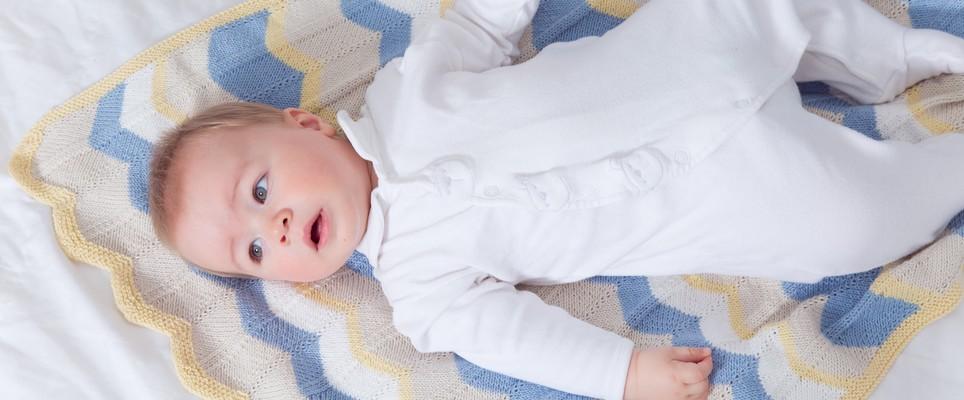 MillaMia Tivoli blanket knitting pattern