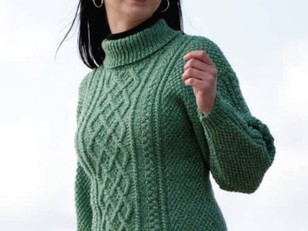 Top 5 Free Aran Jumper Knitting Patterns For Women Loveknitting