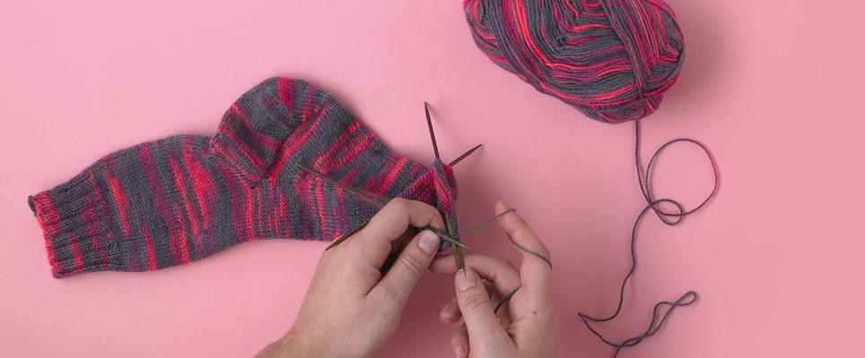 Sock Knitting Guide Loveknitting