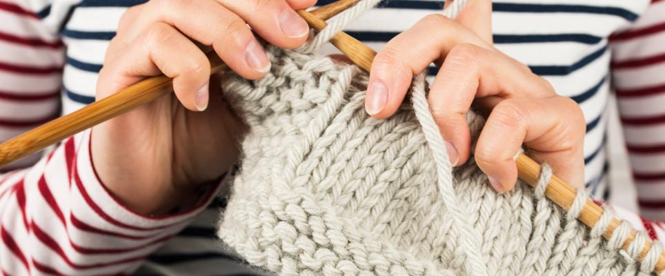 Knitting Tension For Beginners Loveknitting