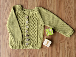 18a62e71203f Picket Cardigan in Universal Yarn Little Bird - Downloadable PDF
