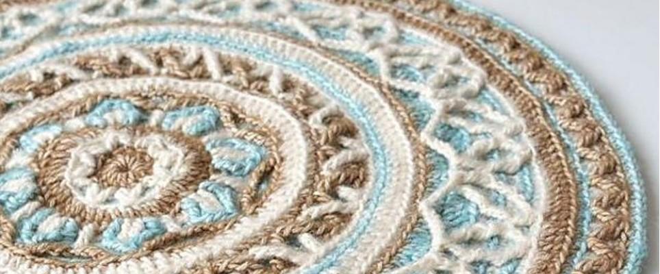 joanas mandala crochet pattern