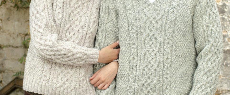 7713f1238852a8 Top 5 Free Aran Jumper Knitting Patterns for Men
