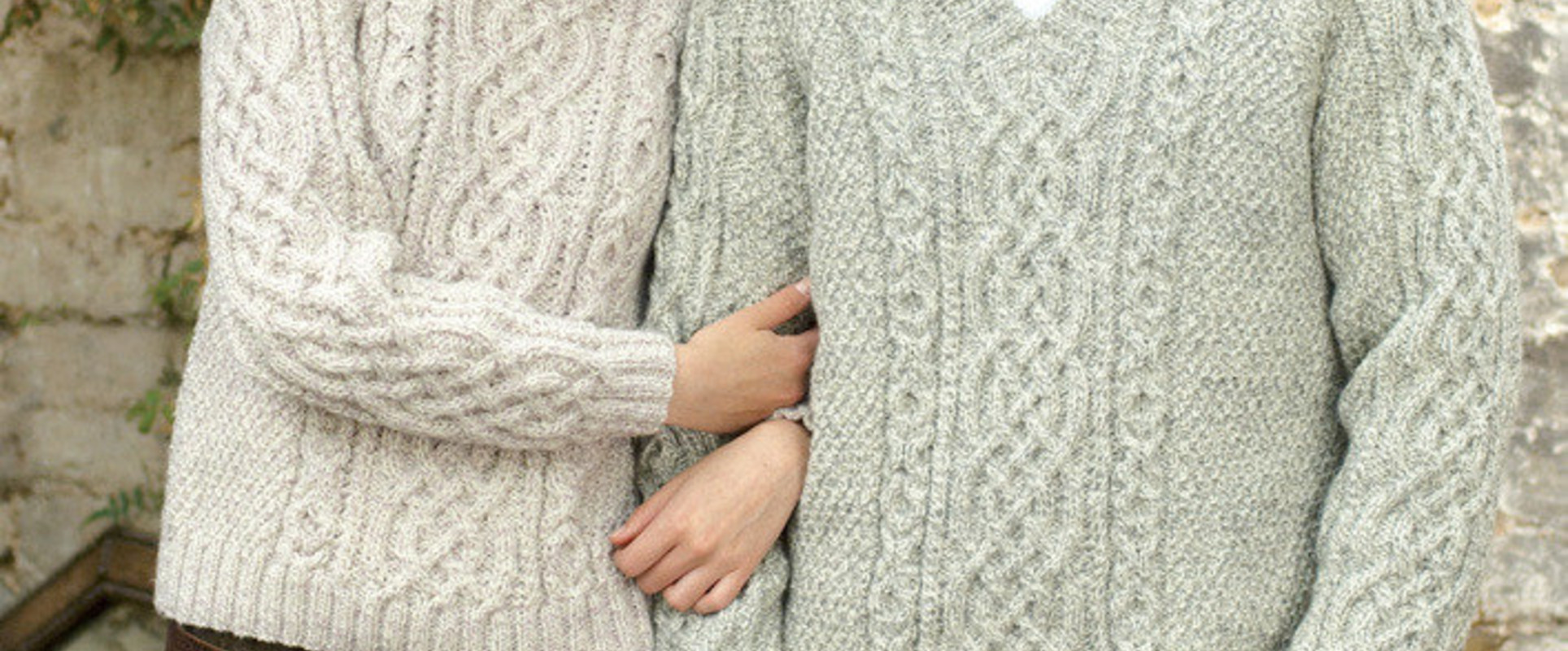 b897737ed860 Top 5 Free Aran Jumper Knitting Patterns for Men