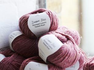 Debbie Bliss Donegal Luxury Tweed Aran
