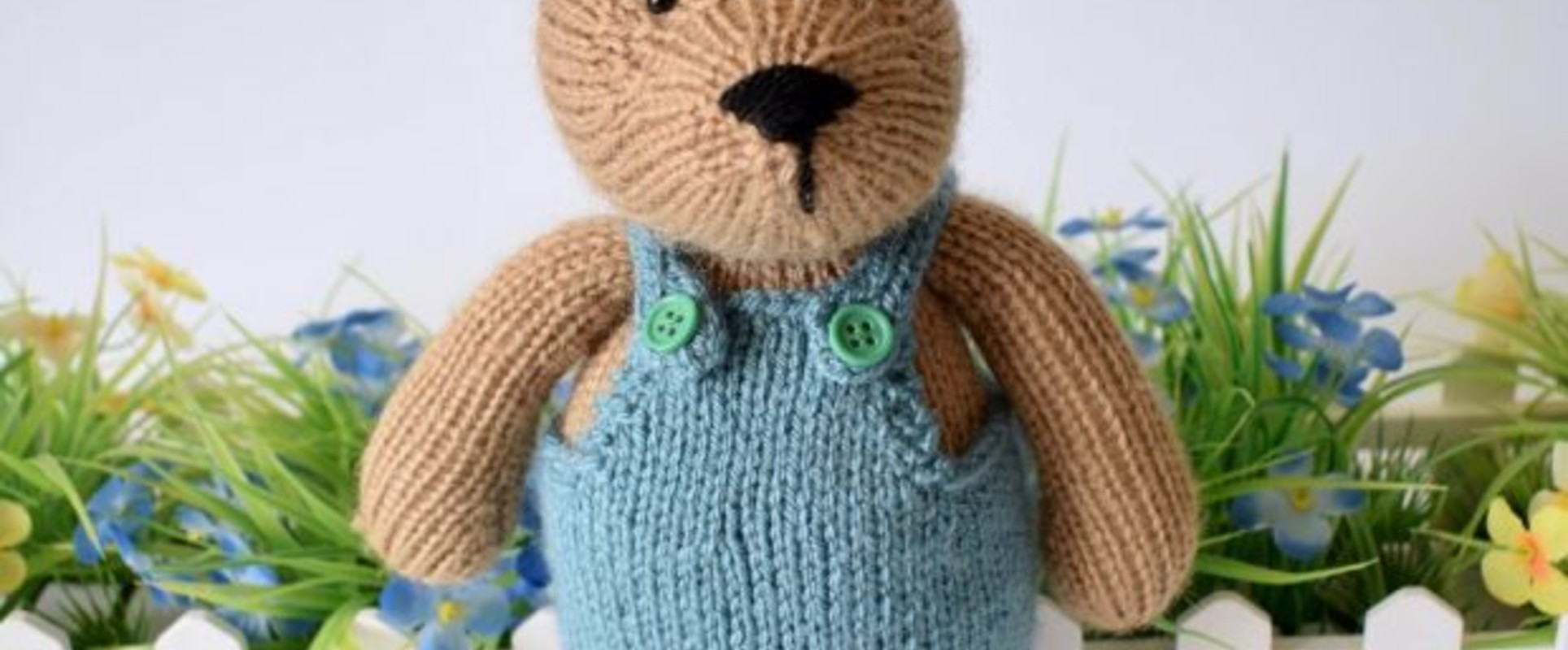 Teddy Bear Patterns Our Top 10 Loveknitting