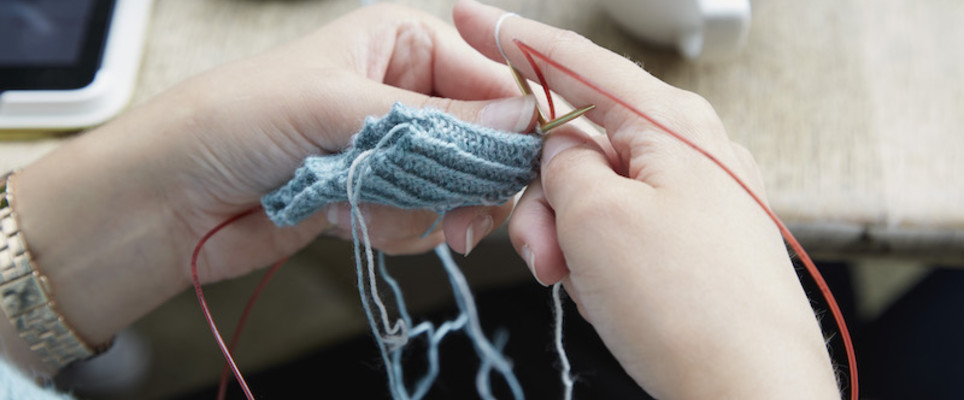 Why does my yarn have knots in it? | LoveCrafts