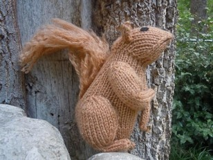 Knit One, Squirrel Two