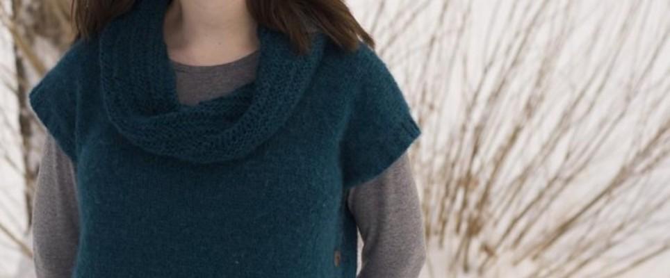 eria vest knitting pattern by julliana lund